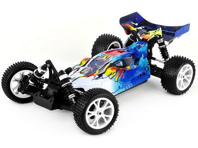 Машинка VRX Racing 1:10 Off-Road Buggy Spirit 4WD, EBD, RTR, 2.4G, Waterproof